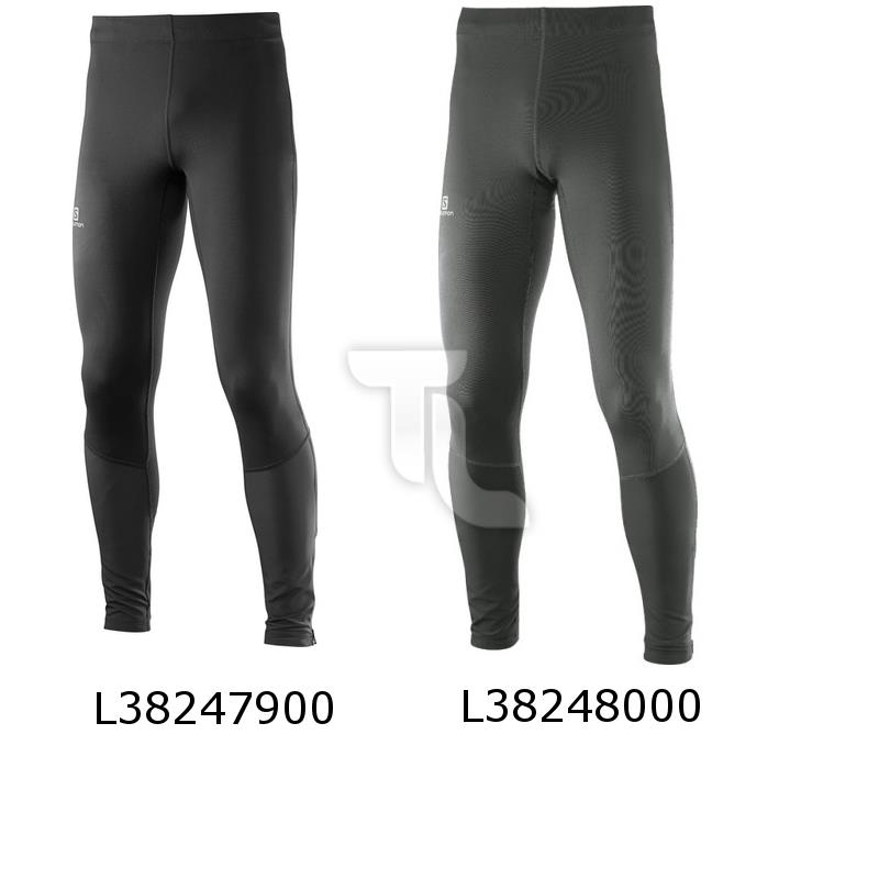 Pic_A:Salomon AGILE Long Tight Laufhose