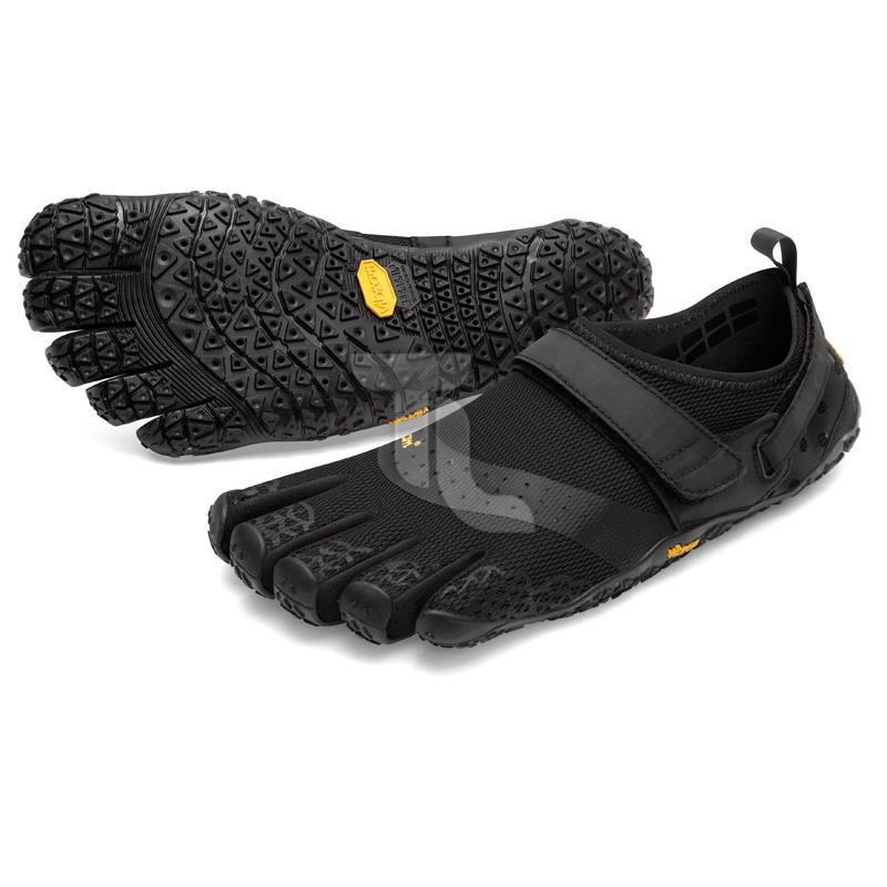 Vibram Five Fingers V-Aqua 18M-7301/Black Herren