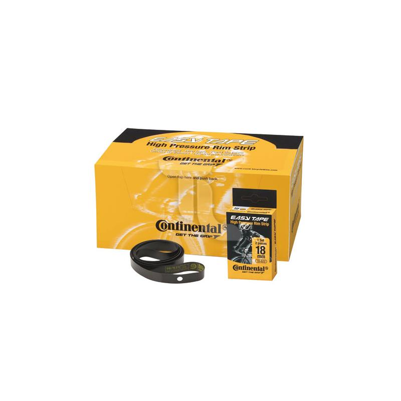 Pic_A:1x Continental Easy Tape Hockdruck Felgenband schwarz 20-559 B-Ware