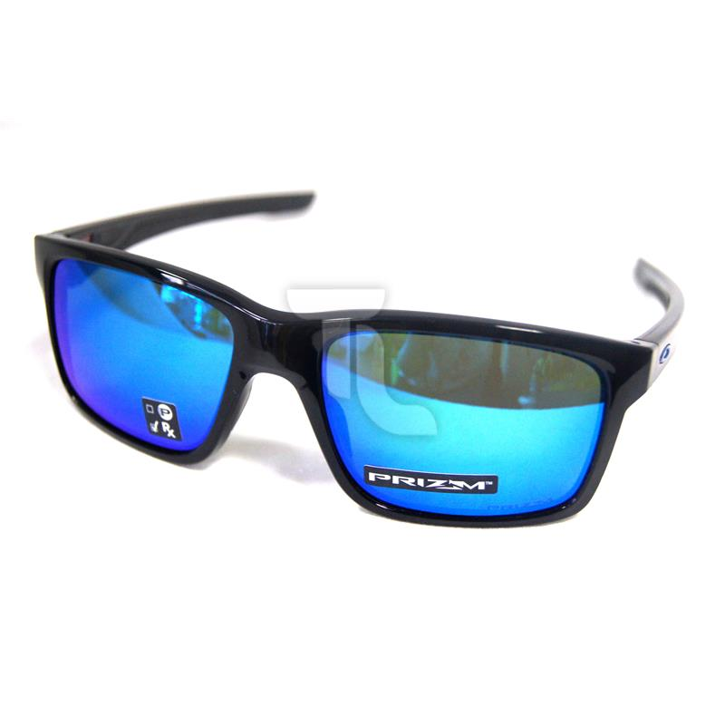 11fe41857ab OAKLEY - Mainlink Polished Black Prizm Iridium oo9264-3057