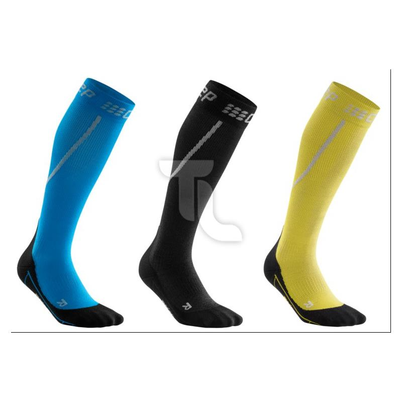 Pic_A:CEP Winter Run Socken (Kompression)