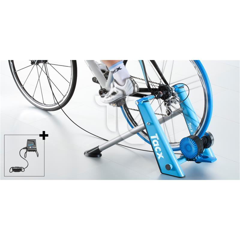 Pic_A:Tacx Trainer BLUE MATIC SMART T-2650VP T-2650VP