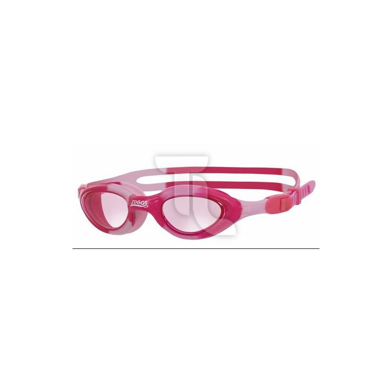 Pic_A:Zoggs Super Seal 311850 Kinder pink camo Schwimmbrille