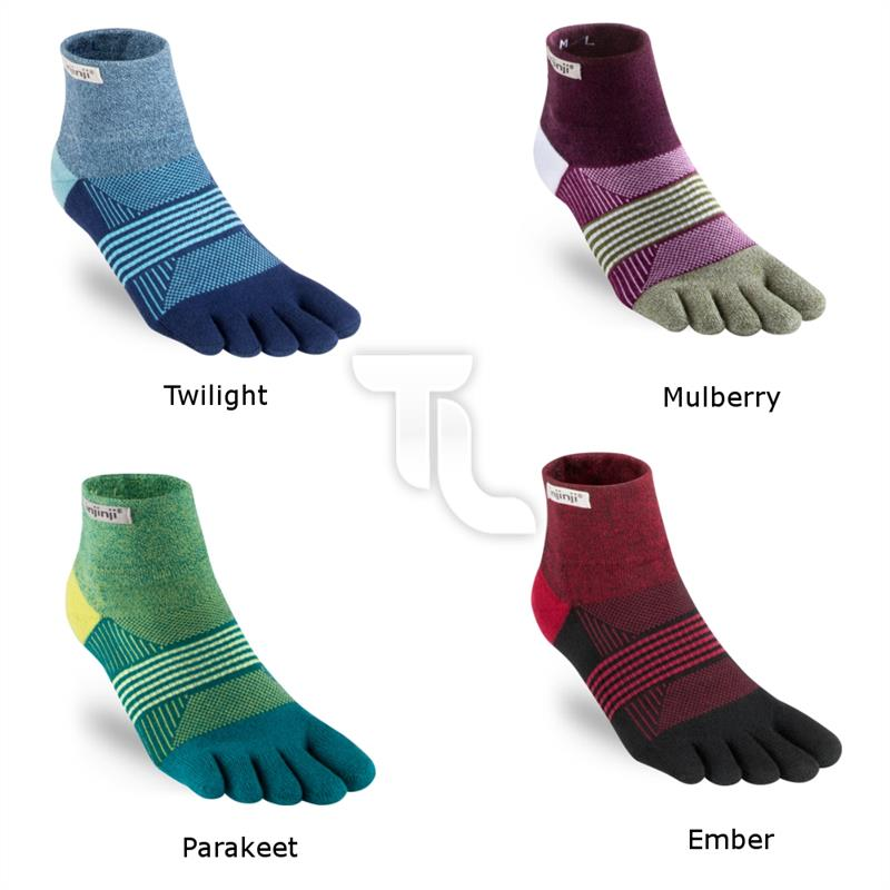 Pic_A:Injinji Women's Trail Mini Crew Zehensocken (213131)