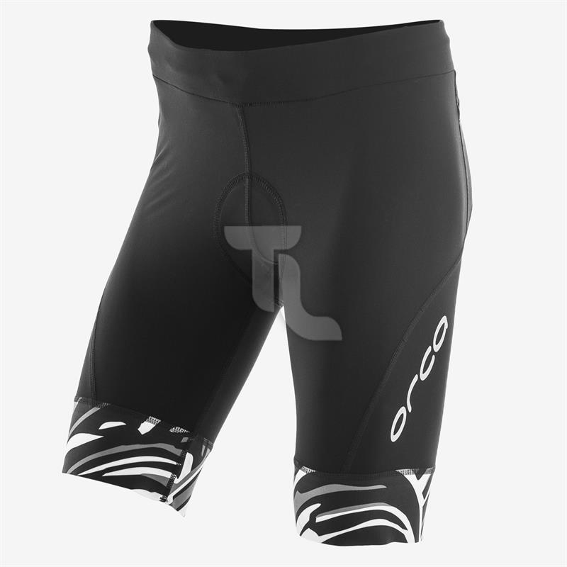 Orca 226 Komp Tech Short Damen GVDA schwarz/weiß Triathlon