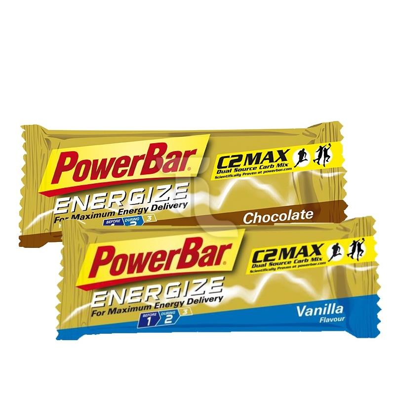 Pic_A:3,55€/100g Powerbar Performance Bar C2 MAX 55g