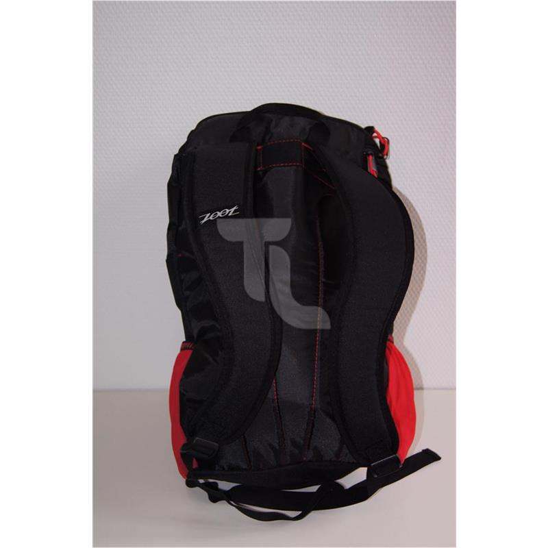 Pic_B:Zoot Tristar Backpack Lite Worms Rucksack black