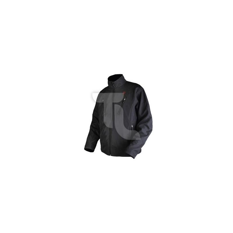 Pic_B:Thermo Jacket schwarz