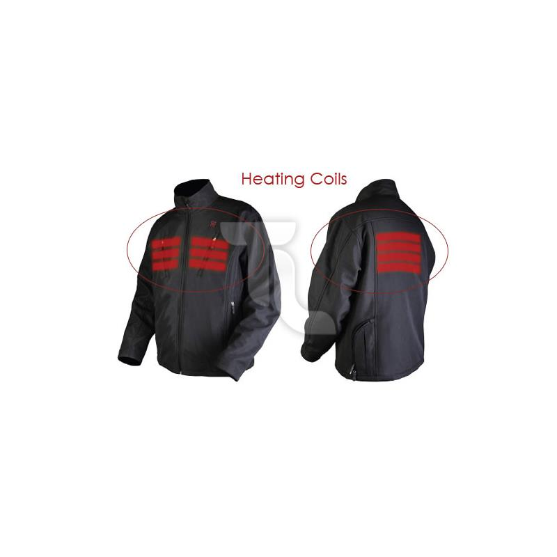 Pic_A:Thermo Jacket schwarz