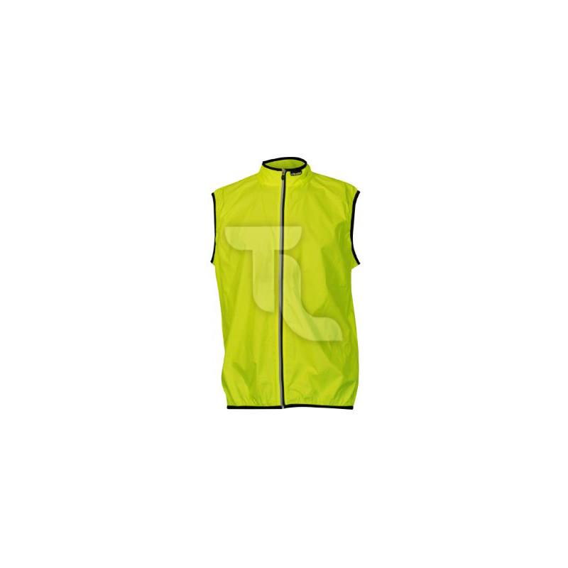 Newline Windpacket Vest Weste unisex neon 14248-090